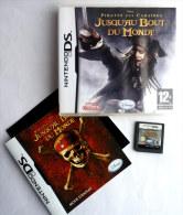 JEU NINTENDO DS - PIRATES DES CARAÏBES - JUSQU'AU BOUT DU MONDE - Nintendo Game Boy