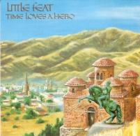 * LP *  LITTLE FEAT - TIME LOVES A HERO (Holland 1977) - Rock