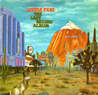* LP *  LITTLE FEAT - THE LAST RECORD ALBUM (Holland 1975) - Rock