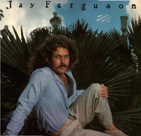 * LP *  JAY FERGUSON - THUNDER ISLAND (USA 1977) - Rock