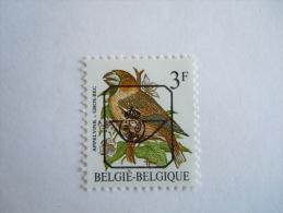 België Belgique Belgium 1985 Appelvink Gros-becvogel Oiseau Buzin Grijze Gom Preo V820 MNH ** - Préoblitérés