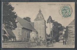 - CPA 27 - Piencourt, La Place De L'église - France