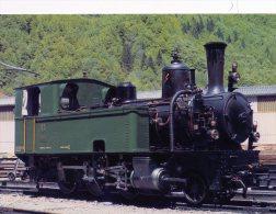 Locomotive G 3/4 11 Pour Voie Métrique . - Eisenbahnen