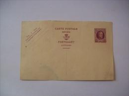 Belgique - ENTIER POSTAL  Neuf / Léon Mouyoux - Postcards [1909-34]
