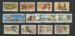 Sud-Ouest Africain:  376/ 384 + 389/ 392 ** - Namibie (1990- ...)