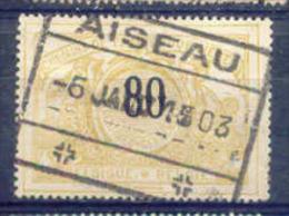 F799 Belgie Spoorwegen Chemin De Fer  Stempel AISEAU - Chemins De Fer