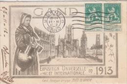 Gent  Exposition Gand Universele Et Internationale Den 1913         Theo De Graeve        Scan 5152 - Gent