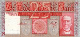 Netherland,25 Gulden,09.05.1934,P.50,see Scan - [2] 1815-… : Reino De Países Bajos