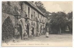 61 - CERISI-BELLE-ETOILE - Ruines De L'Ancienne Abbaye - LL 70 - 1922 - France