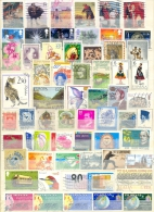 Varia-351 - 60  Zegels-timbres -  0,50 Euro - Unclassified