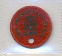 Nederland - Millingen Aan De Rijn  - Hundemarke - Dog Tax Tag- Médaille De Chien - Hondenpenning - Unclassified