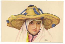 Maroc - Tetouan - Illustrateur : ERWIN HUBERT TETUAN - Visage Et Costume Du Maroc - Other