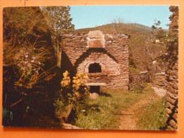 V09-48-lozere-ancien Four A Pain-dans Le Massif Des Cevennes-- - Autres Communes