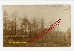 HANDZAME-Carte Photo Allemande-Guerre 14-18-1WK-BELGIQUE-BELGIE N-Flandern- - Kortemark