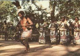 Typical Zambian Traditional Culture - Zambia