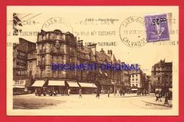 Calvados - CAEN - Place St-Pierre - Caen