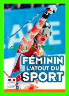 SPORTS SKI - FÉMININ L'ATOUT DU SPORT - - Sports D'hiver