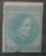 "N323.-.USA .-. 1862 .-. CONFEDERATE STATES ""- SC#: 6.-. :CV US$ 15.00 /  11.27 € - 1861-65 Confederate States"