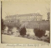 Montpellier. Caserne Du 2e Génie. 25 Mars 1907. - Lieux