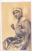 """AK FOTOGRAFIE  JUNG FRAU KROATIEN ZAGREB FOTO ATELIER """" TONKA """" OLD POSTCARD - Fotografie"""