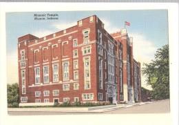 M06 Indiana Muncie Masonic Temple UNUSED - Muncie