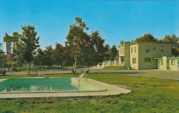 Canada Motel Shamrock Restaurant & Swimming Pool Quebec