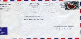 LIBANON 1965, Sondermarke Auf LP-Brief Nach Montreul - Libanon