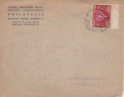 Poland; Cover To Germany - 1919-1939 República