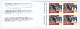 Switserland: 2007 Pro Patria  Booklet , MH 0-158, MNH/**