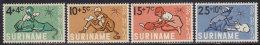 2195. Suriname, 1965, For The Child, MH (*) - Surinam