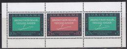 2197. Suriname, 1966, ICEM, Block, MNH (**) - Surinam