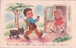 GOUGEON  ILLUSTRATEUR  ENFANTS   HUMORISTIQUE  CHASSE - Gougeon