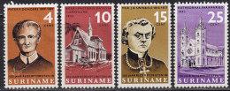 2201. Suriname, 1966, Centenary Of Redemptorists In Suriname, MH (*) - Surinam