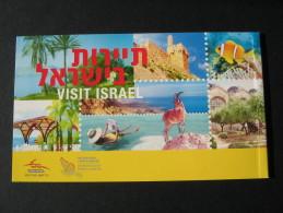 ISRAELE 2013 VISIT ISRAEL - Booklets