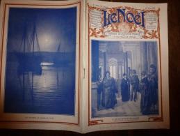 1931  LE NOËL ..voir Aussi: Un Menu Pour Diner Breton(Raie Sauce Blanche Beurre Noir,Galette De P.de Terre,Flan Breton) - 1900 - 1949