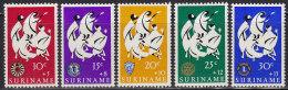 2202. Suriname, 1966, Easter, MH (*) - Surinam
