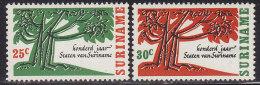2203. Suriname, 1966, Centenary Of Surinam State, MH (*) - Surinam