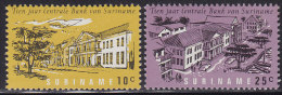 2205. Suriname, 1967, 10 Years Of Central Bank In Suriname, MH (*) - Surinam