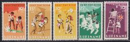 2206. Suriname, 1966, For The Child, MH (*) - Surinam