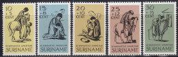 2208. Suriname, 1967, Easter, MH (*) - Surinam