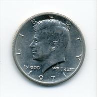 USA Half Dollar 1971 - Federal Issues