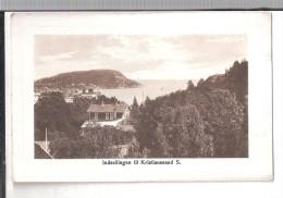 NORVEGE NORWAY INDSEILINGEN TIL KRISTIANSSAND Unused - Norvège