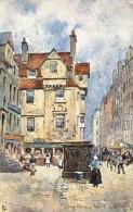 D. Small - John Knox´s House At Edinburgh In Scotland     -  772 - Tuck, Raphael