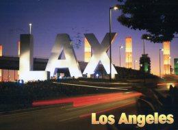 (665) Airport LAX - USA - Aéroport - Aerodrome