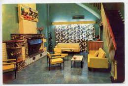 Espagne--LERIDA--Hotel De La Ribera -Sala De Estar--Clase Turistica  éd Cedag SL---pas Très Courante - Lérida