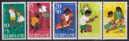2212. Suriname, 1967, For The Child, MH (*) - Surinam