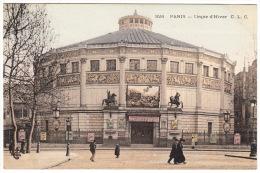 """CPA Animée : """"PARIS - CIRQUE D´HIVER"""" (C.L.C. 326) - District 11"""