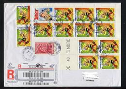 France, 2016   R-Letter ,   Asterix - France