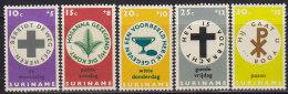 2215. Suriname, 1968, Easter, MH (*) - Surinam