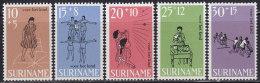 2218. Suriname, 1968, For The Child, MH (*) - Surinam